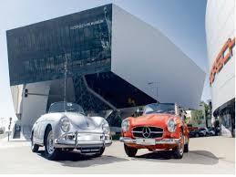 sun motors mercedes porsche and mercedes team up to offer discounted museum tickets