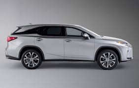 lexus australia new 7 seat lexus rx 350l u0026 450hl revealed at la show top10cars