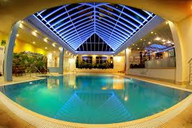 wonderful beige wood glass luxury design house pool inside hotels