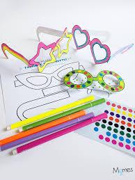 lunettes à imprimer et à colorier colorier lunettes et sois créatif