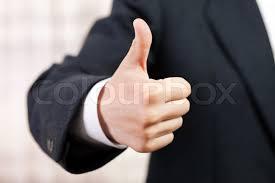business greeting business greeting or meeting handshake stock photo