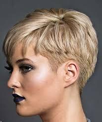 short hair over ears longer in back 1727 best short sassy pixie images on pinterest coiffures