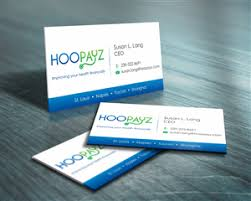 109 playful healthcare business card designs for a