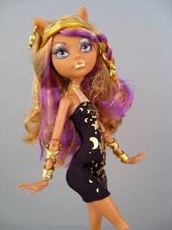 Howleen Wolf 13 Wishes Monster High 13 Wishes