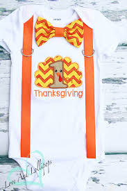 thanksgiving infant headbands my first thanksgiving bow tie and suspender set baby boy