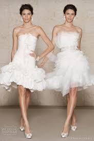 winter wedding dresses 2011 oscar de la renta wedding dresses fall 2011 oscar de la renta