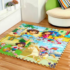 Puzzle Mat Flooring Awesome Foam Puzzle Floor Mats And Rugs - Flooring for kids room
