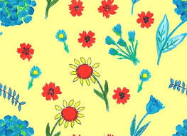 Flower Fabric Design Fabric Flower Free Pictures On Pixabay