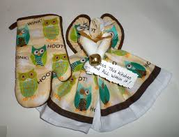 owl kitchen towels by hinge uk deck out your kitchen with owl