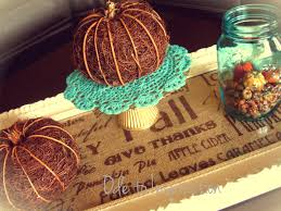 Fall Arrangements For Tables Frame Turned Tray Fall Decor Ode To Inspiration