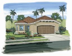 Spanish Home Plans California Style Southwest Home With 3 Bedrooms 1304 Sq Ft