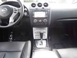 Nissan Altima Black Interior 2008 Nissan Altima Dark Slate Metallic Stock 14532a Interior
