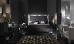 schwarzes schlafzimmer stilvolles gotisches schlafzimmer möbelideen