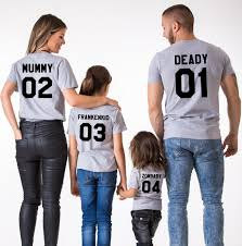 halloween family shirts deady 01 mummy 02 frankenkid 03 zombaby 04
