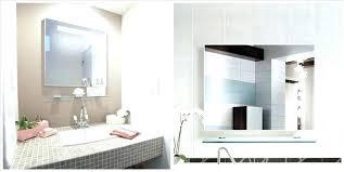 Bathroom Mirrors Ideas With Vanity Bathroom Mirror Ideas On Wall Wall Bathroom Mirror Best