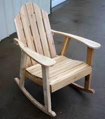 cedar creek wood porch swing patio picnic table folding adirondack rocking chair plans adirondackr