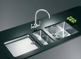 Square Sink Kitchen Choosing Modern Kitchen Sinks That Comfy To Use And Complements