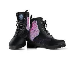 womens boots bc flower vegan s boots noa knafo