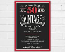 30th birthday invitations for men image collections invitation