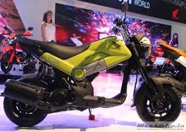 honda bikes honda navi launched price pics features u0026 variants auto expo 16