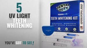 teeth whitening kit with led light uv light teeth whitening 2018 professional teeth whitening kit
