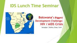 Challenge Hiv Hiv Aids In Botswana