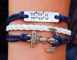 love braid bracelet images The love bracelet eiffel tower handmade bracelet rose wax jpg