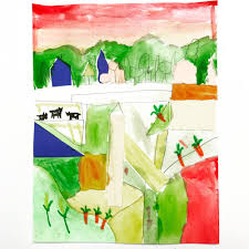 mixed media landscapes u2014 art camp