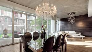 Glamorous Chandeliers Dining Room Likable Dazzle Modern Dining Room Lamp Formidable