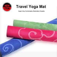 Super light weight travel yoga mat yoart yoga mats