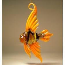48 best glass fish and sea images on figurine