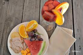 Summer Entertaining Recipes - ad summer entertaining easy red sangria recipe live love texas