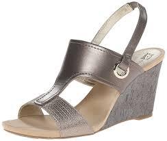 Leni Home Design Online Shop Amazon Com Anne Klein Women U0027s Leni Wedge Sandal Platforms U0026 Wedges