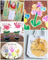 ideas for mother s day mother s day handprint crafts gift ideas for kids to make crafty
