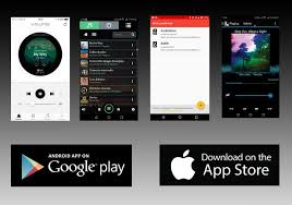 app store for android volumio mobile apps the android and ios companions for