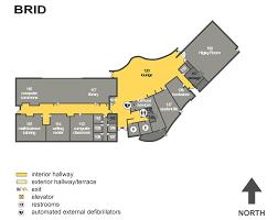 Mesa College Campus Map Bridget Hall Brid Chandler Gilbert Community College