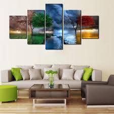 Home Decor Trees by Popular Seasonal Tree Painting Buy Cheap Seasonal Tree Painting