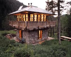 best cabin designs cabin modeled after tower