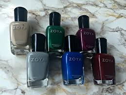 beauty crush zoya urban grunge collection fall 2016 winter 2017