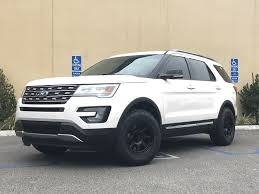 lifted 2013 ford explorer lift kits for 5th explorer page 13 ford explorer and ford