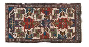 tappeti kazak tappeto caucasico kazak a stelle xix inizio xx secolo