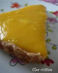 cuisiner mangue tarte mangue et citron clea cuisine