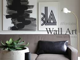 oscar bravo home affordable wall art ideas tips and tricks tip 1 paint your own art you knew i was gonna say that i know i know you re probably rolling your eyes thinking