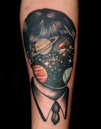 space face tattoo by pietro sedda tattoos that are just bad