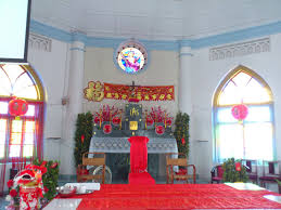 New Year Church Decorations by Emotion Church Chinese New Year Decoration 2012