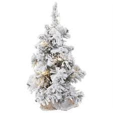 flocked ridge spruce tree 15 by indigo trees gifts