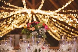 deco fleur mariage mon mariage la décoration fleurs et lumières mercredie