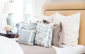 queen bed pillows finding the perfect pillow arrangement the picket fence blog