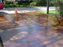 Stained Concrete Patio Images by Artistic Stamped Concrete Of Rhode Island Interior Exterior