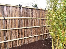 ideas split bamboo fencing u2014 bitdigest design